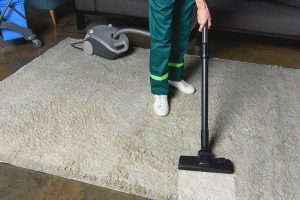 how to vacuum Carpet Cleaning State College PA